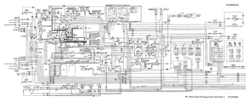 Humvee M998 Wiring Diagram 1987 - Wiring Diagram Update on